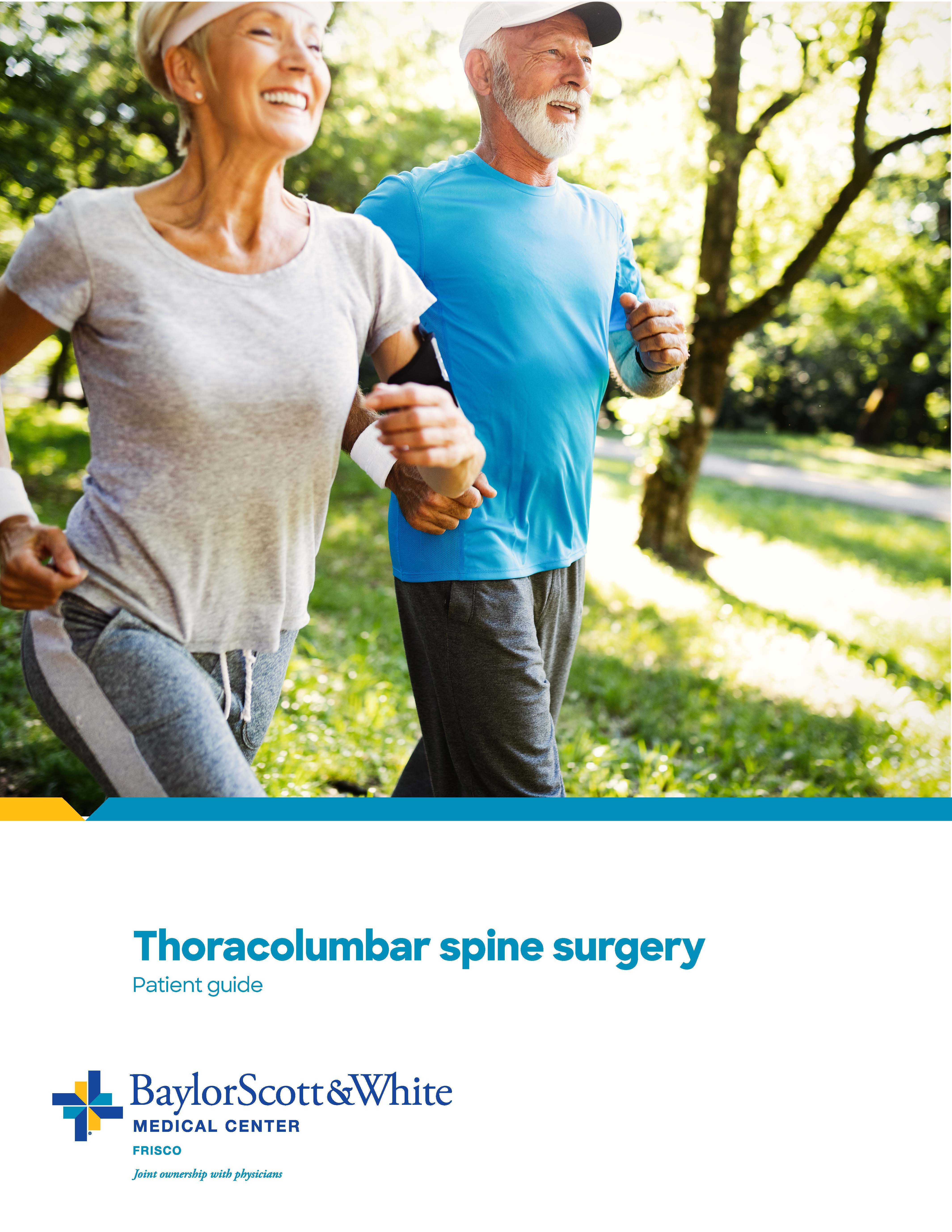 Thoracolumbar Spine Surgery Guide
